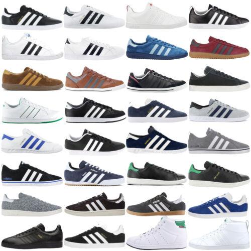 Retro Sale Turnschuhe Herren Neu Schuhe Textil Adidas Freizeit Leder 8nvNOm0w
