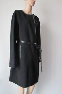 Riani Mantel in schwarz, mit Gürtel, Größe 42 - Hannover, Deutschland - Riani Mantel in schwarz, mit Gürtel, Größe 42 - Hannover, Deutschland