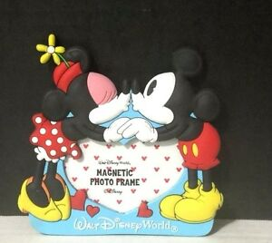 image is loading disney parks mickey mouse and minnie mouse photo - Mickey Mouse Photo Frame