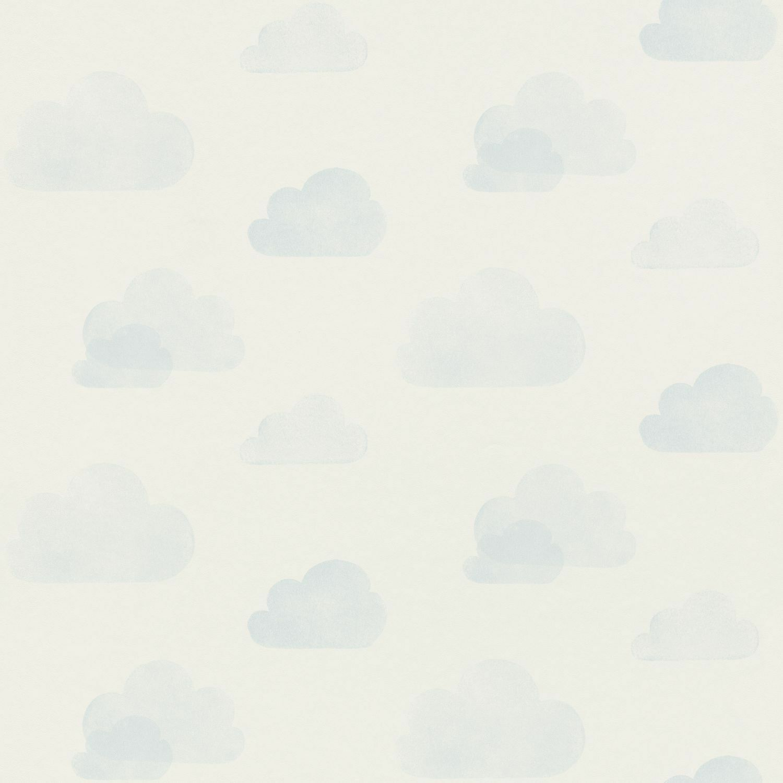 Rasch Tapete Little 138930 Wolke Wolken Himmel Vlies Kinder ...
