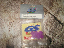 Vintage RC GS Switch Cover Covers (2) Purple GSCCOVPR