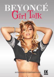 Beyonce-Girl-Talk-DVD-2014-Beyonce-cert-E-NEW-FREE-Shipping-Save-s