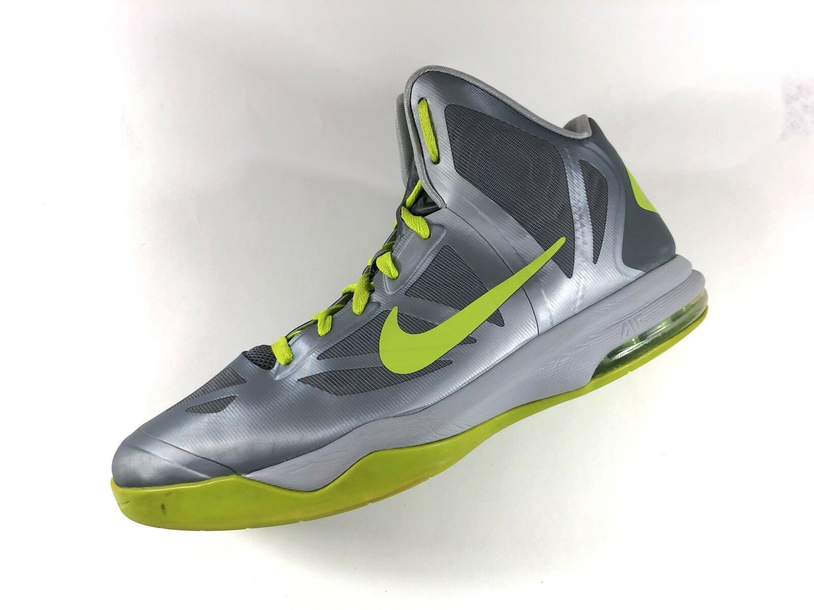 new photos a52bd 18800 NIKE AIR MAX HYPERAGGRESSOR SZ 10.5 Men s Basketball Shoes 524851-009 ...