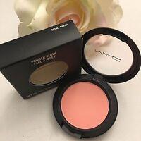 Mac Powder Blush Royal Sunset All About Orange Collection, Le Rare
