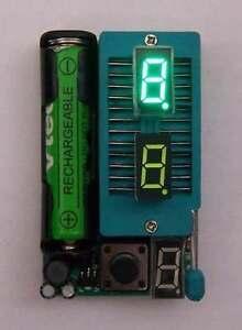 Circuito Optoacoplador : Circuito integrado led probador medidor de chip dip optoacoplador