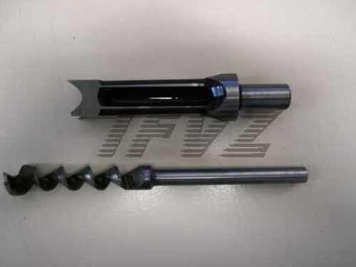 Pendelschlitzbohrer Holzstemmer Hohlstemmer Holzbohrer Viereckbohrer 10x10 mm