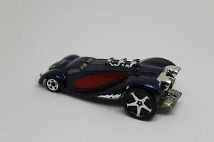 Hot Wheels 2003 Modello Grandy Lusion Tm - Malesia, Senza Scatola Originale