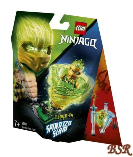 70681 Spinjitzu Slam LLOYD /& NOUVEAU /& NEUF dans sa boîte! LEGO ® Ninjago