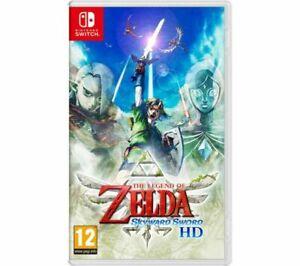 The Legend of Zelda Skyward Sword (Nintendo, 2021)