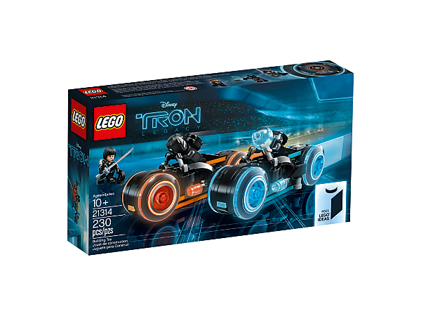 LEGO ® ideas 21314 Tron: Legacy NUOVO OVP _ NEW MISB NRFB