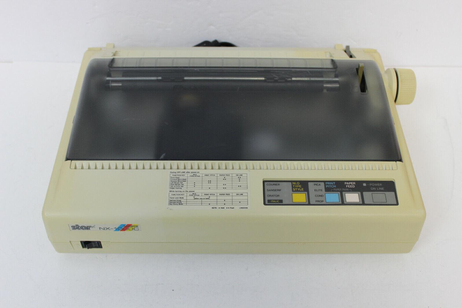 Star Micronics NX-10 Printer