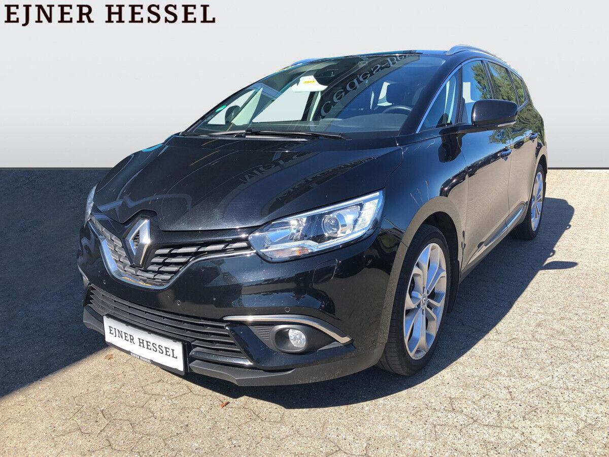 Renault Grand Scenic IV 1,5 dCi 110 Zen EDC 5d - 214.900 kr.