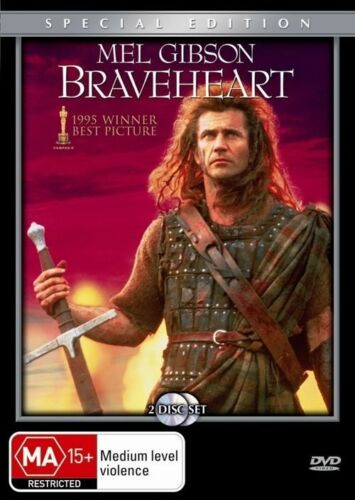 1 of 1 - Braveheart (DVD, 2004, 2-Disc Set)