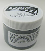 Clover Loctite 1200 Grit Grease Mix Silicon Carbide Lapping Grinding Compound