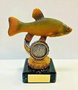 Fishing Trophy FREE Engraving FREE P/&P