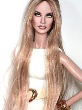 Fashion Royalty Rare Appearance Dania ooak repaint reroot by Claudia FR2 Body