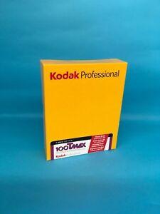 50-Sheet-Pack-of-Kodak-Professiona-100-Tmax-4x5-Film-Unopened-Box-ISO-100