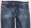 Da-Uomo-Diesel-Larkee-Rilassato-Jeans-W34-L32-Blu-Comfort-Dritto-Fit-Wash-0848C miniatura 1
