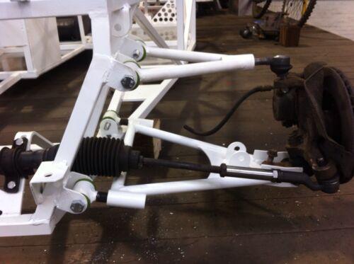 ESCORT mk1 mk2 Kit per Auto da Rally auto Steering Rack Kit di estensione Extender