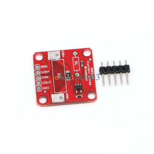 INA169 High Side DC Current Sensor Breakout Module Range from 2.7V to 60V