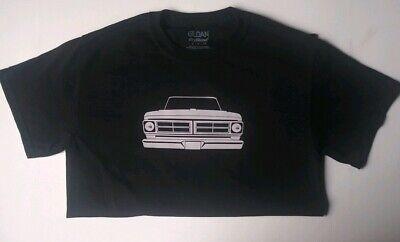 Custom Art long sleeve Shirt 1967 67 F-100 Bumpside XLT Pickup Truck N//A w ford