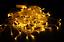 Cortina-De-Cuerda-Hada-De-Lujo-LED-de-luces-de-Navidad-Decoracion-Luz-Fiesta-300-Navidad miniatura 10