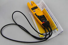 New FLUKE T5-600 Clamp Continuity Current Electrical Tester Clamp meter Multimet