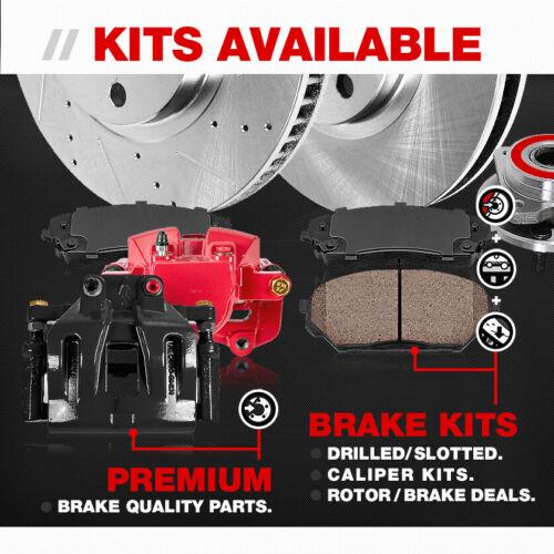 For Honda Pilot EX EX-L LX Touring Acura MDX ZDX Front 330 mm Brake Rotors