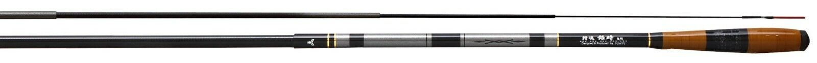 NISSIN SEIKON GINTOKI Telescopic Japanese Stream closed 39cm Rod variations