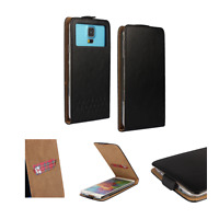 handyxs - Smartphone Hülle Tasche Schutzhülle - Flip XS Schwarz