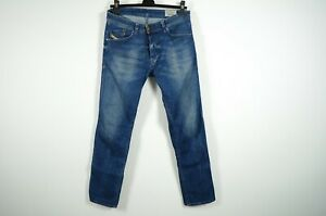 DIESEL-Darron-men-039-s-Denim-Jeans-REGULAR-SLIM-TAPERED-Stretch-W30-L32