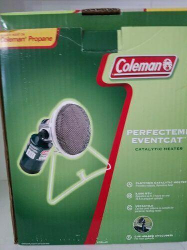 Coleman Perfectemp Eventcat Catalytic Heater 3000 Btu