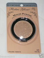 Physicians Formula Retro Glow Mosaic Powder Translucent Glow Face Brighten 3847