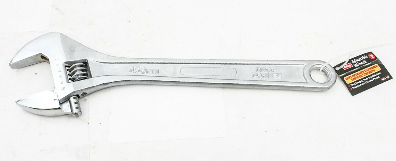 Allied Tools 51052 8-Inch Adjustable Wrench