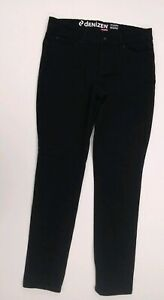 Denizen-From-Levi-039-s-Women-039-s-Black-Modern-Skinny-Jeans-Sz-8-M
