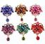 Betsey-Johnson-Big-Crystal-Rhinestone-Flower-Dangle-Charm-Women-039-s-Brooch-Pin thumbnail 1