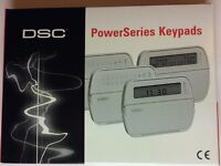 Dsc Security Pk5501eng 64 Zone Fixed English Keypad Alarm