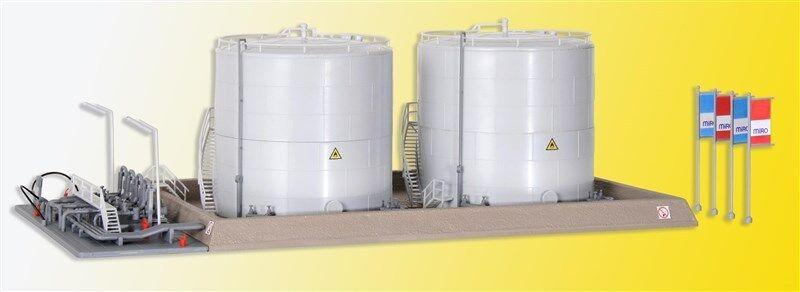 Kibri Kibri Kibri 39832 H0 Miro Tankanlage    Rich-pünktliche Lieferung  85617f
