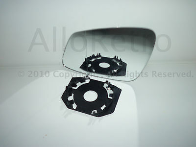 MIROIR GLACE RETROVISEUR BMW SERIE 5 F10 F11 2010-UP 535d 550d DEGIVRANT GAUCHE