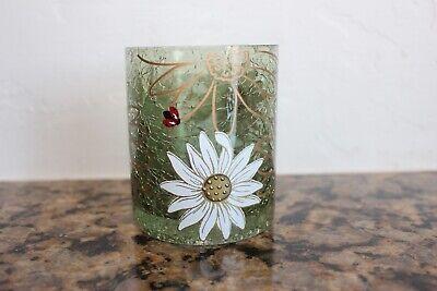 Yankee candle ladybird /& dragonfly tea light gift set