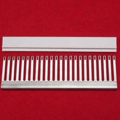4.5mm 24 40 deckerkämme-transfercomb sockscomb Decker Combs Knitting Machine