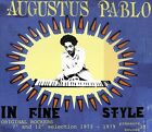 In Fine Style by Augustus Pablo (Vinyl, May-2007, Pressure Sounds)