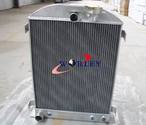 64mm-3-core-for-1932-32-FORD-HIBOY-HI-BOY-FORD-engine-aluminum-radiator