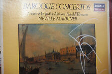 Baroque Concertos the Academy of St Martin-in-the-fields 33RPM 051616 TLJ