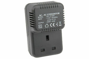 USA-Mains-to-UK-Step-UP-voltage-converter-110V-230V-upto-45W