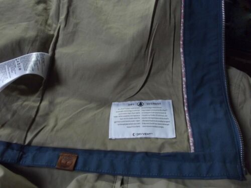TIMBERLAND Women/'s Size Small Mt HOLLY ORION BLUE WATERPROOF BARN JACKET