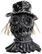 Scar-Crow Mask DJ Ashba Media Fancy Dress Up Halloween Adult Costume Accessory