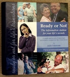 The Ready or Not Workbook