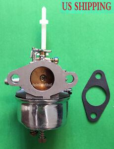 Carburetor For Tecumseh 632371 632371A H70 HSK70 7HP Snowblower Thrower Carb NEW