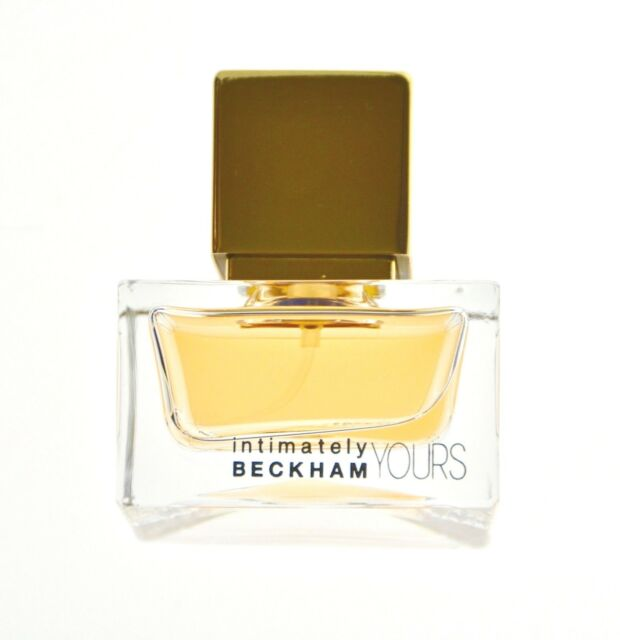 David Beckham Intimately Yours For Her Edt Spray 50ml For Sale